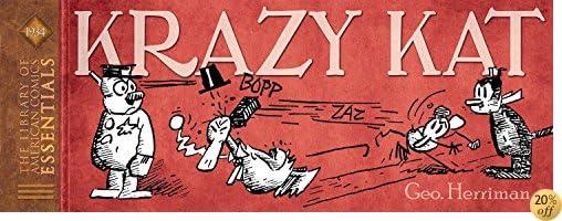 TLOAC Essentials Presents King Features Volume 1: Krazy Kat 1934