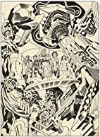 Jack Kirby Forever People Artist's…