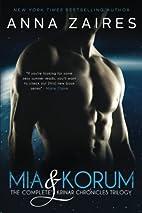 Mia & Korum: The Complete Krinar Chronicles…