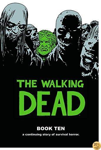 TThe Walking Dead Book 10
