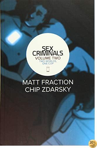TSex Criminals, Vol. 2: Two Worlds, One Cop