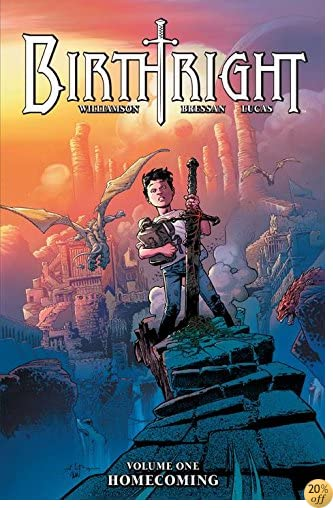 TBirthright, Vol. 1: Homecoming
