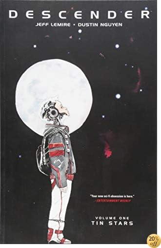 TDescender, Vol. 1: Tin Stars