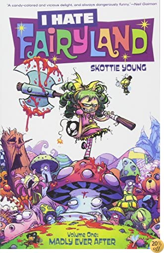 TI Hate Fairyland Volume 1: Madly Ever After
