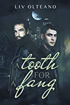 A Tooth for a Fang (Leader Murders Book 1)…