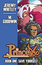 Princeless Book 1: Deluxe Edition Hardcover…