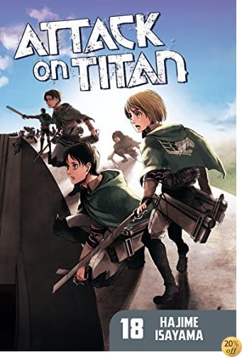 TAttack on Titan 18