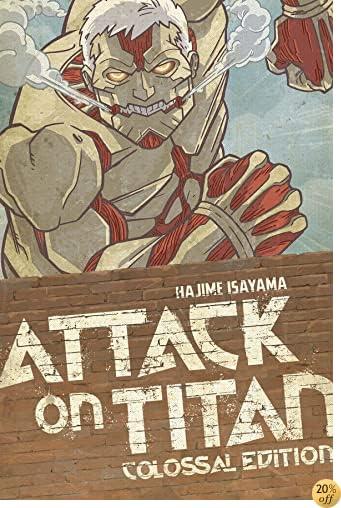 TAttack on Titan: Colossal Edition 3