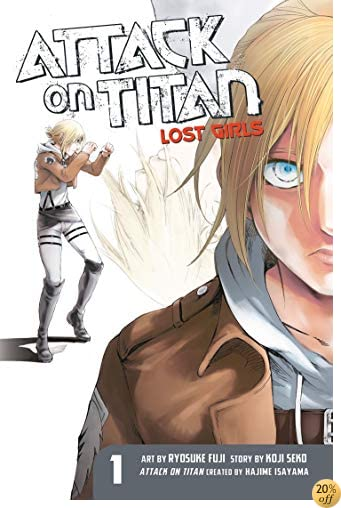 TAttack on Titan: Lost Girls The Manga 1
