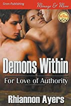 Demons Within by Rhiannon Ayers