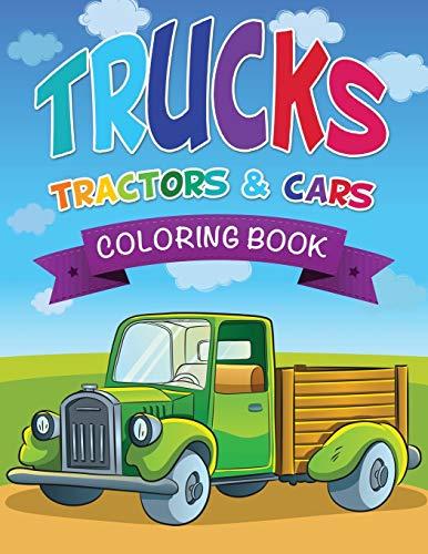 trucks-tractors-cars-coloring-book