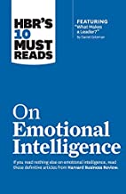 HBR's 10 Must Reads on Emotional…
