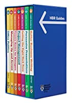 HBR Guides Boxed Set (7 Books) (HBR Guide…