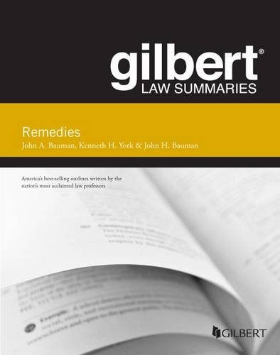 gilbert-law-summary-on-remedies-gilbert-law-summaries