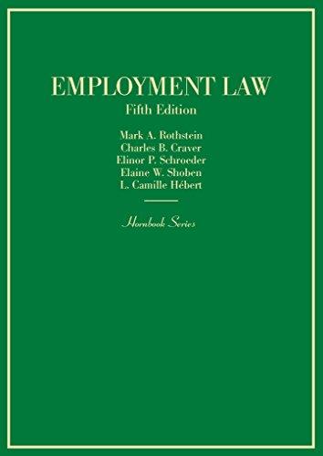 employment-law-hornbooks