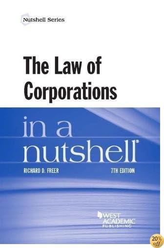 TThe Law of Corporations in a Nutshell (Nutshells)