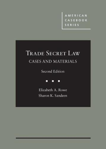 cases-and-materials-on-trade-secret-law-american-cas-series