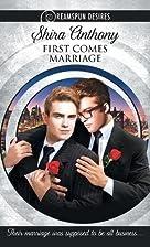 First Comes Marriage (Dreamspun Desires Book…