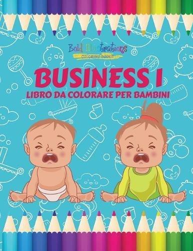 business-1-libro-da-colorare-per-bambini-italian-edition