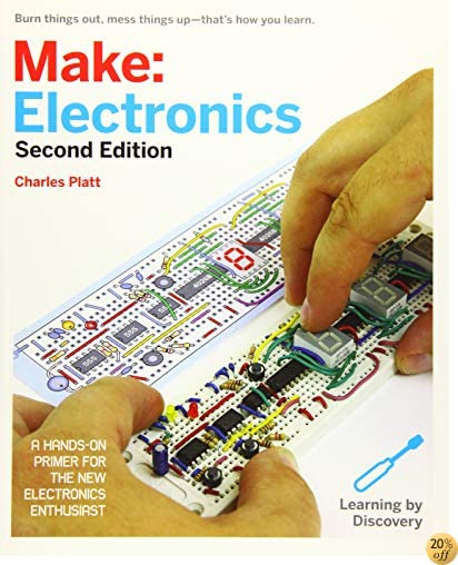 TMake: Electronics: Learning Through Discovery