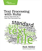 Text Processing with Ruby: Extract Value…