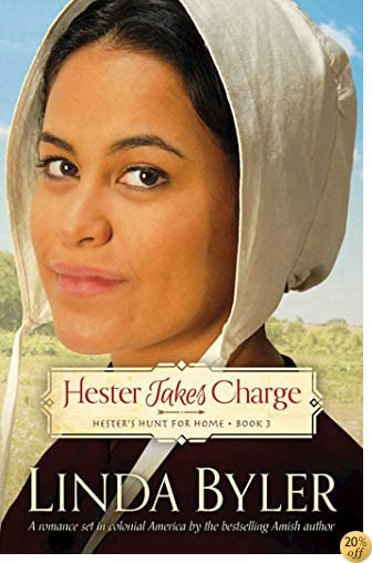 THester Takes Charge: Hester's Hunt for Home, Book 3