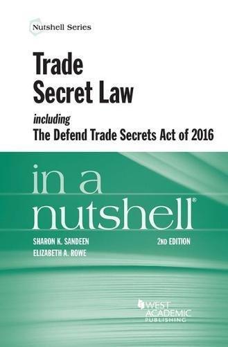 trade-secret-law-in-a-nutshell-nutshells