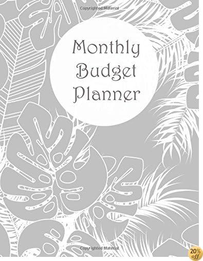 Monthly Budget Planner: Budget Planning, Weekly Expense Tracker Bill Organizer Notebook Business Money Personal Finance Journal Planning Workbook (Weekly Budget Planner) (Volume 6)