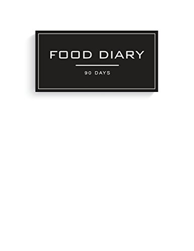 food-diary-90-days-white-not-meal-and-exercise-not-track-and-plan-your-meals-daily-weight-loss-journal-meal-prep-and-planning-85-x-11-inch-110-page