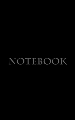 not-classic-premium-writing-not-journal-diary-5x8-100-lined-pages-black