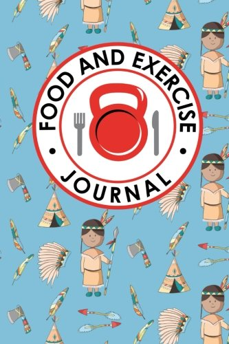 food-and-exercise-journal-meal-diary-and-activity-tracker-personal-food-intake-fitness-workout-log-diet-planner-with-calorie-counter-not-food-and-exercise-journals-volume-7