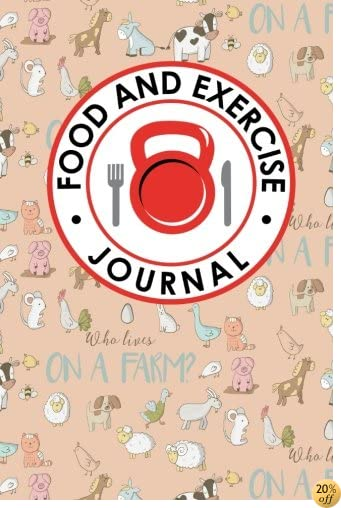 Food and Exercise Journal: Daily Food Journal For Women, Food Journal And Planner, Food And Fitness Diary, My Food Diary (Food and Exercise Journal Book) (Volume 2)