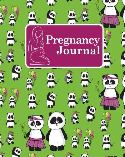 pregnancy-journal-keepsake-pregnancy-journal-pregnancy-organizer-pregnancy-journal-memory-book-im-pregnant-journal-cute-panda-cover-pregnancy-journals-volume-67