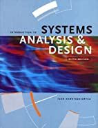 Introduction to Systems Analysis and Design…