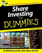 Share Investing for Dummies by James Dunn