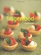 Essential Fingerfood Cookbook by Murdoch