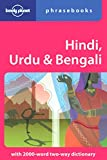 Richard Delacy: Hindi, Urdu & Bengali: Lonely Planet Phrasebook