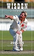 Wisden Cricketers' Almanack Australia…