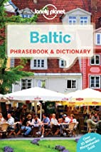 Lonely Planet Baltic Phrasebook & Dictionary…