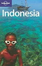Lonely Planet Indonesia by Justine Vaisutis