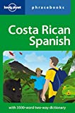 Lonely_Planet: Lonely Planet Costa Rican Spanish Phrasebook