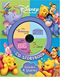 Milne, A. A.: Disney Winnie the Pooh CD Storybook: The Many Adventure of Winnie the Pooh / Piglet's Big Movie / Pooh's Heffalump Movie / The Tigger Movie