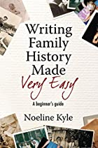 Writing family history made very easy by…