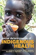 Social determinants of indigenous health by…
