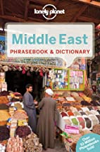 Lonely Planet Middle East Phrasebook &…