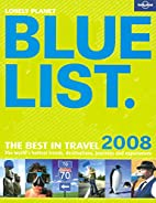 Lonely Planet Bluelist 2008 by Lonely Planet…