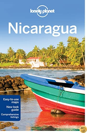 TLonely Planet Nicaragua (Travel Guide)