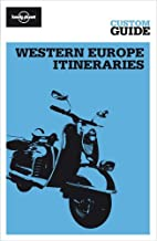 Lonely Planet Custom Guide Western Europe…
