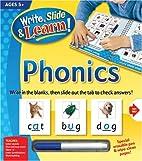 Phonics (Write, Slide & Learn Phonics) by…