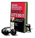 Branson, Richard: Screw It, Let's Do It (Playaway Adult Nonfiction)